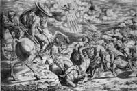 die bekehrung des hl. paulus by cornelis bos