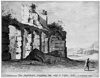 ruinen des colloseums (after cornelis van poelenburg) by jan gerritsz van bronckhorst