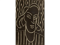 teeny (d. 723) by henri matisse