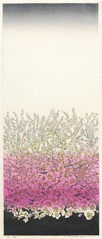 yahan no yuki (+ 2 others; 3 works, various sizes) by chizuko yoshida