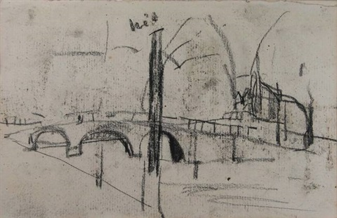untitled sketchbook w27 works by george hendrik breitner