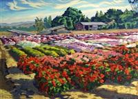 flower farm by michael joseph