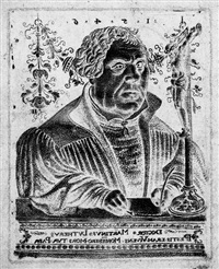 martin luther by jobst camerer