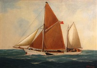 the hetty at sea by john henry mohrmann