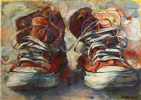 red chucks by gordon smedt