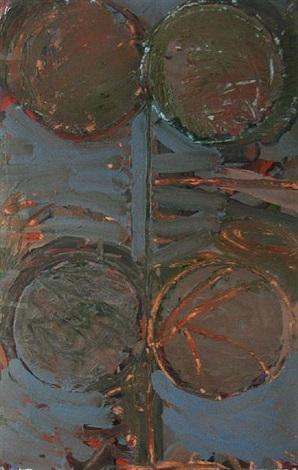 mandala 2 by louise fishman