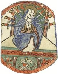 die madonna mit den sieben schwertern by anonymous-german (15)
