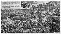 currus belli - allegorie des krieges by hendrik goltzius