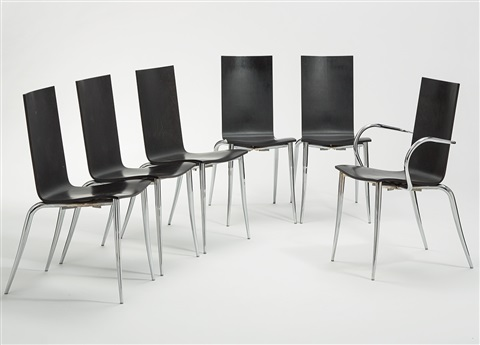 Stühle Olly Tango (set Of 6) By Philippe Starck