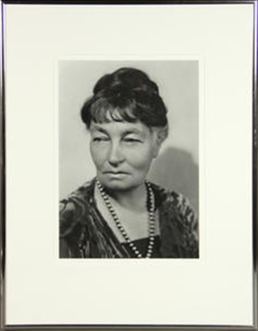mary auston by ansel adams