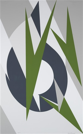 embrace (from the superlative u.s. olympic editions) by lee krasner