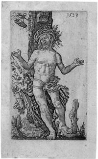 schmerzensmann by hans leinberger