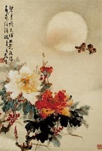 碧月光辉 by huang leisheng