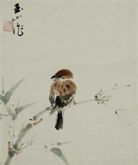 竹雀 by lin yushan