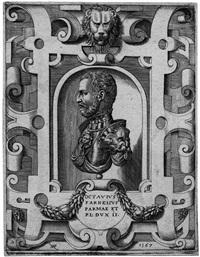 octavius farnesius parmae by nicoló nelli