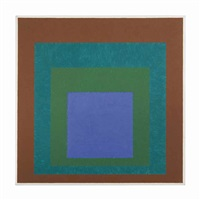 expanding (homage to the square) by josef albers