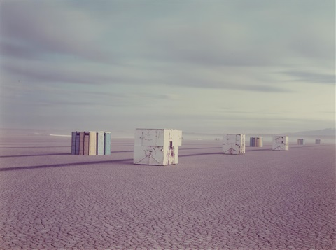 comfort stations by richard misrach