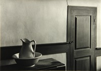 shaker interior, sabbathday, lake maine by george tice