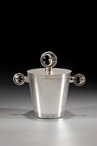 ice bucket by kieselstein cord