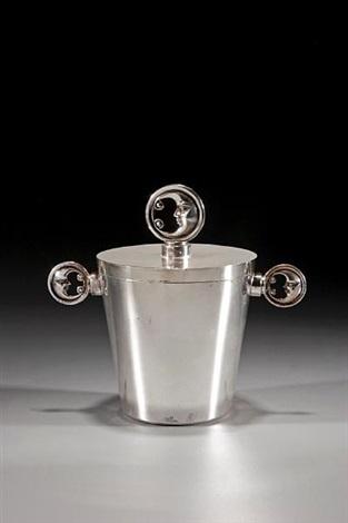 ice bucket by kieselstein-cord
