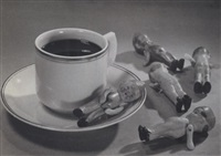 café aux petits garçons by emil van moerkerken
