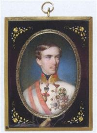 kaiser franz josef i. von österreich by georg raab