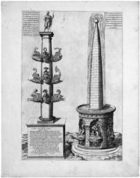 columna rostrata by antonio lafreri