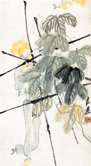 丝瓜 by qi liangchi