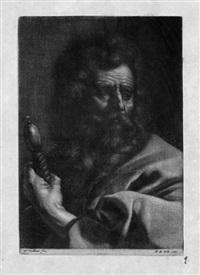 der heilige apostel paulus by wallerant vaillant