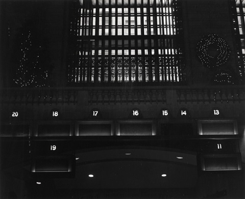 new haven line tracks grand central station new york by james welling