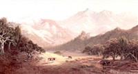 mount tamalpais by jack wisby