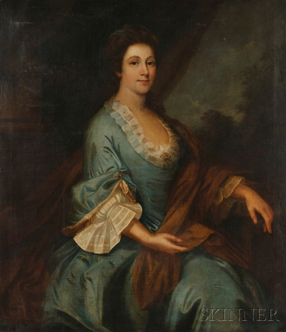 portrait of margaret peg woffington by william hogarth