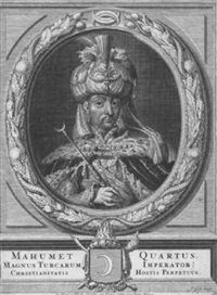 sultan mohammed iv von der türkey by jacob gole