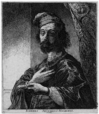 janus secundus (johannes nicolai everaerts) by pieter rodermondt