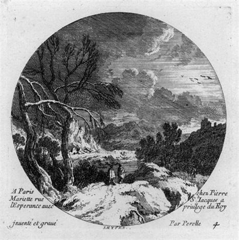 die vier jahreszeiten im rund 4 works by gabriel perelle
