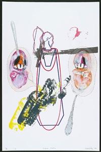siamesen-mädchen by thomas baumgärtel