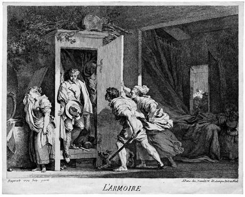 larmoire der schrank by jean honoré fragonard