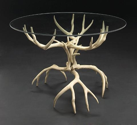 Antler Table By Arthur Court