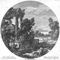 die vier jahreszeiten (4 works) by gabriel perelle