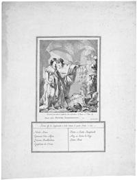 allegorische darstellung mit huldigung der flämischen malerei by giovanni david