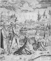 das martyrium der hl. katharina by matthaus zasinger