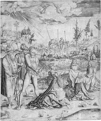 das martyrium der hl katharina by matthaus zasinger
