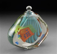 perfume bottle by brent kee young