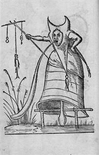 les songes drolatiques de pantagruel. ou sont contenues plusieurs figures de l'invention de maistre françois rabelais: & derniere oeuvre d'iceluy, pour la recreation des bons esprits by francois rabelais