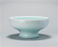 泫 (drip, a bowl) by xu qun