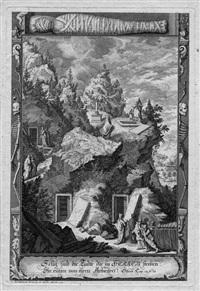 die gräber der juden by johann-rudolf holzhalb