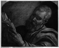 ein gelehrter, lesend by wallerant vaillant