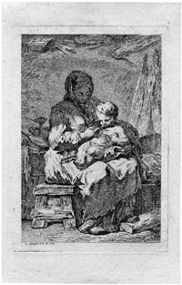la jeune mère by jacques françois amand