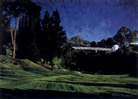 bel air hole (no.18) by brad faegre