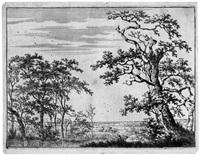 landschaft mit einem bachlauf by adriaen hendricksz. verboom